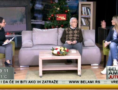 Gostovanje na Belle Amie televiziji